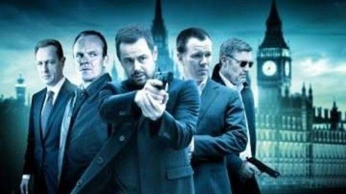 Vendetta - soundtrack by Phil Mountford