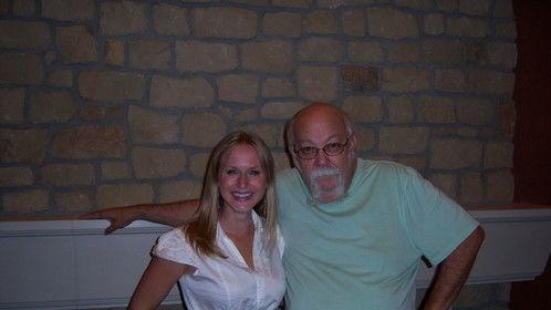 Jen and Terry at Jamacia Bay Inn.