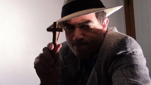 Myself as Kolchack: The Night Stalker