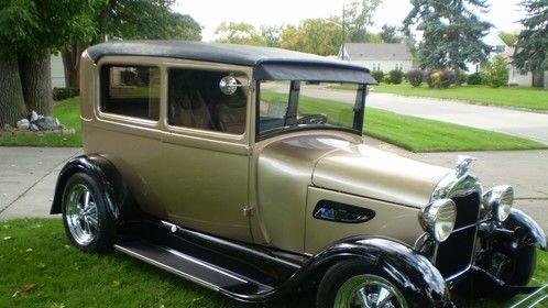 1928 Model A