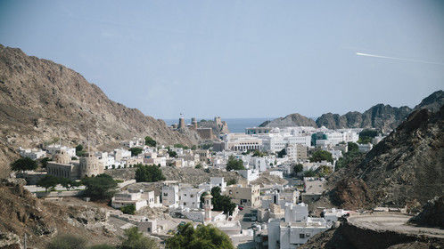 Muscat - Oman 2014