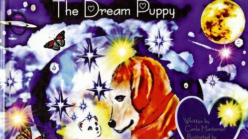 "Ready to see my second book? Well my DEAR AMAZING WONDERFUL FRIENDS here it is ""The Dream Puppy TM."" I want to Thank you from the bottom of my Heart for all of your constant LOVE and Support. My Friends you can now purchase ""The Dream Puppy TM"" online through my publisher mascotbooks.com, or if you would like to purchase a book personally signed by me just email me here on Stage 32 and it will be my pleasure to send one to you..:-)  â"