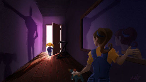 Concept art #2 for Juliebug, my short film in Pre-Production. Check my bio for details!