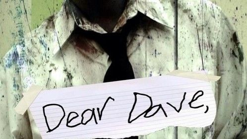 """Poster from the short """"Dear Dave""""."""