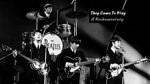 The first band in the documentary, They Came To Play