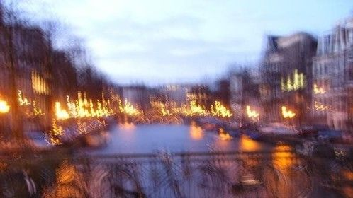 Amsterdam, Netherlands 2004 - One of my favorite pictures I ever took.