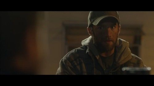 """This is Mike: A former oil rigger turned gold miner. He is the new kid to the mining camp. He has his eyes set on getting gold however he can... Film: """"The Bear"""""""