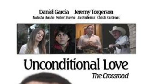 The poster for episode 02 of Unconditional Love - The Crossroad