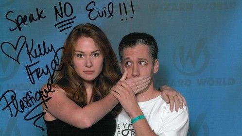 "Jason and Kelly Frye from ""The Flash"" @ Wizard World Sacramento 2015!"