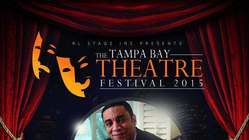 Tampa Bay Theatre Festival Sept 4th - Sept 6th.