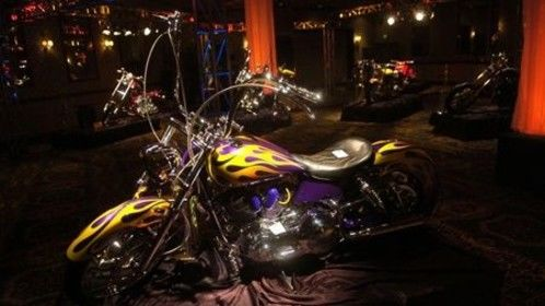 Lighting Design for the Silver Legacy Street Vibrations Awards Showroom