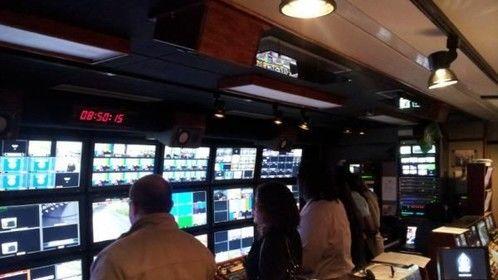 NASCAR Control Room