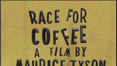 Thanks to all 900 + people who have viewed my animated short  RACE FOR COFFEE on You Tube. It's currently submitted to a number of short film festivals for consideration.