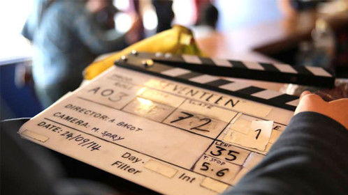 Filming: Short Film - Seventeen BTS photography