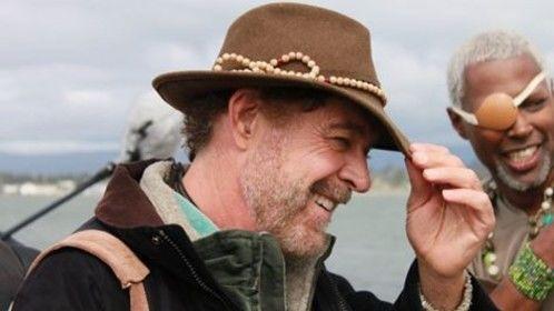 "Barry Williams as ""Marsh Man""..."