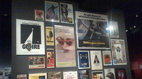 Stanley Kubrick touring exhibition, LACMA 2013