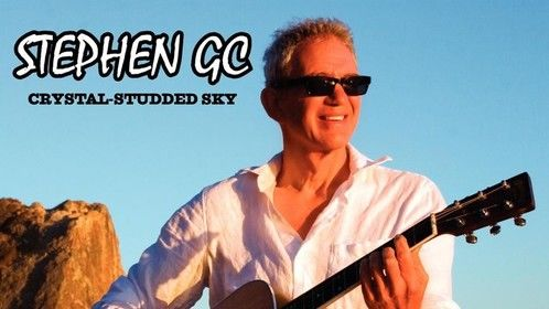 Stephen GC, Crystal-Studded Sky