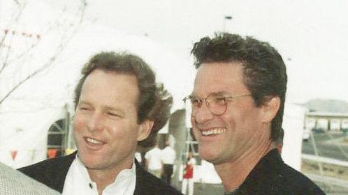 Mark Stouffer & Kurt Russell - Tuscon, Arizona screening