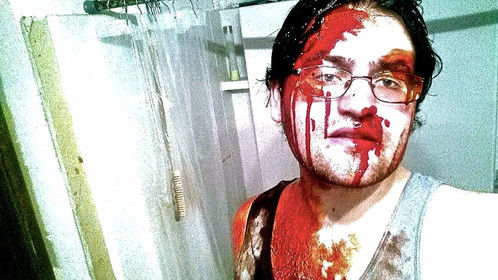 My new batch of fake blood