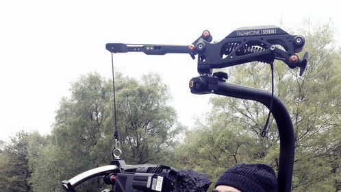 Shooting with Movie Rig with Sony A7S and Shogun Recorder