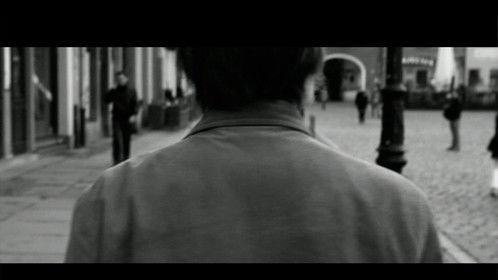 "Still from short film ""THE COLLECTOR"""