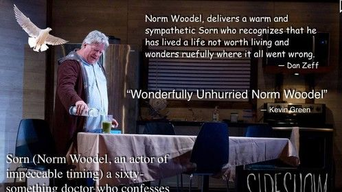 Great Cast and wonderful reviews for the entire show - both runs