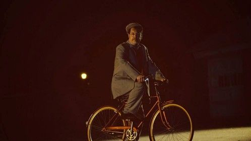 From THE BICYCLE (Andrey Trevgoda)