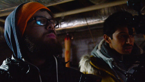 Sample photograph from my time as Set Photographer of a short film, shot in West Nyack, NY.