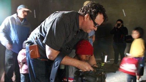 Shooting in Honduras for a non-profit film