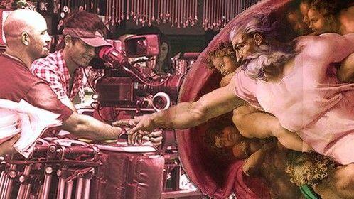God, The Infinite Filmmaker