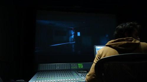 5.1 re-recording mixing