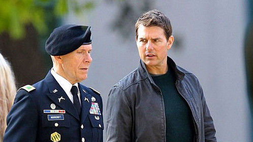 Co-starring in JACK REACHER 2: NEVER GO BACK with Tom Cruise in New Orleans.