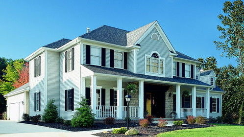 Alpine Exteriors is a go-to company for quality siding options.