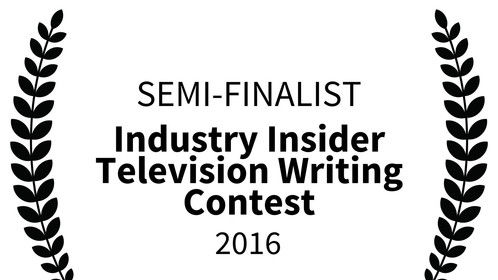 My TV Pilot Kit for RANGERS-Progenitors of Freedom won me a spot as one of the 50 semi-finalists in the Industry Insider Television Writing Contest!
