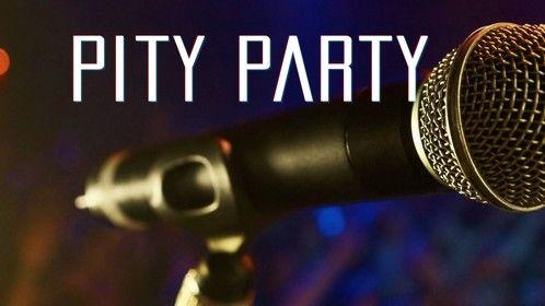 Pity Party film fall of 2017 https://www.pitypartyfilm.com/