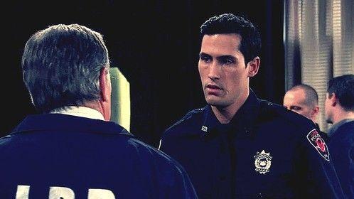 Wayne Stephens  Cop