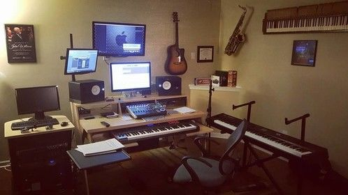 LaGrande Production Studio - located just outside Nashville, TN.