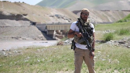 Afghanistan Summer 2012