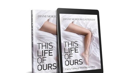Grab a copy of my first book, This Life Of Ours, Fairy Tales of Mob Bartenders on Amazon!;-)
