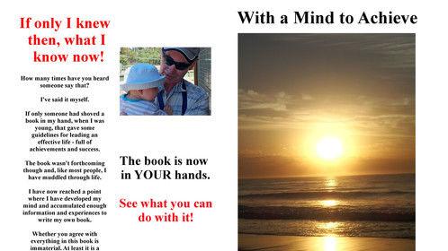 With a Mind to Achieve.  Written by Wayne Jarman.