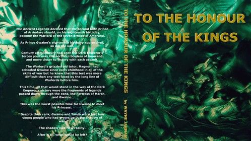 To the Honour of the Kings. Written by Wayne Jarman.