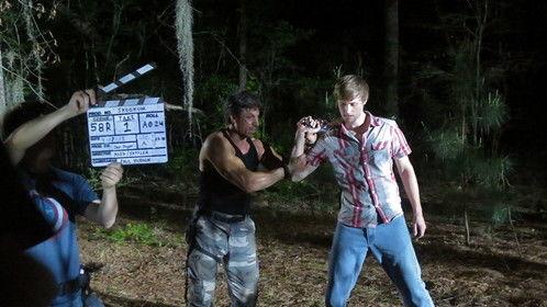 Filming: Skookum - The Hunt For Big Foot