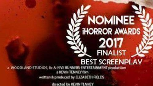 DON'T LET THEM IN - BEST SCREENPLAY Finalist in the iHorror Awards