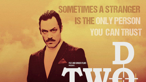 Poster for feature film Two Down.