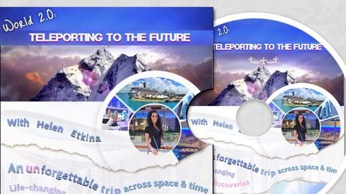 Key-art 2 - World 2.0: Teleporting to the future with Helen Etkina