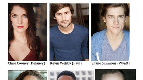 Our amazing lead cast for Rendezvous in Chicago!