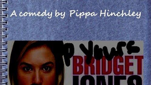 Poster attempt for comedy feature script UP YOURS, BRIDGET JONES