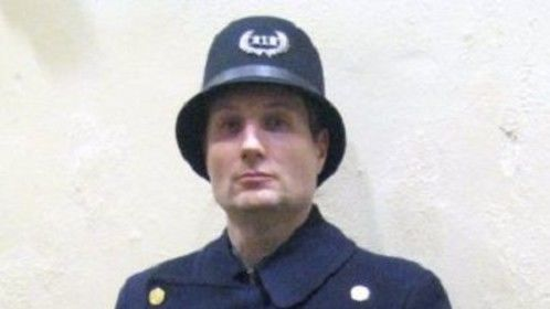 Leonie - 1908 Police Officer
