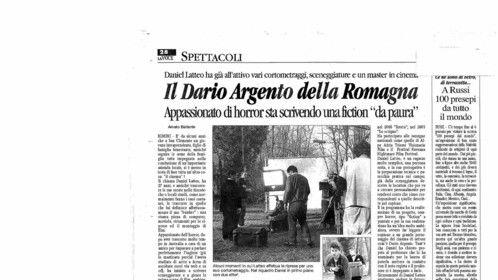 The Dario Argento of Romagna