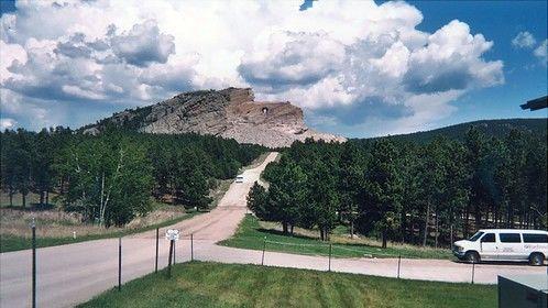 Crazy Horse Memorial - South Dakota.